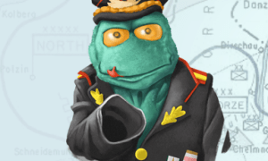 Commissar Binkov, Kermit the frog, and the Cold War