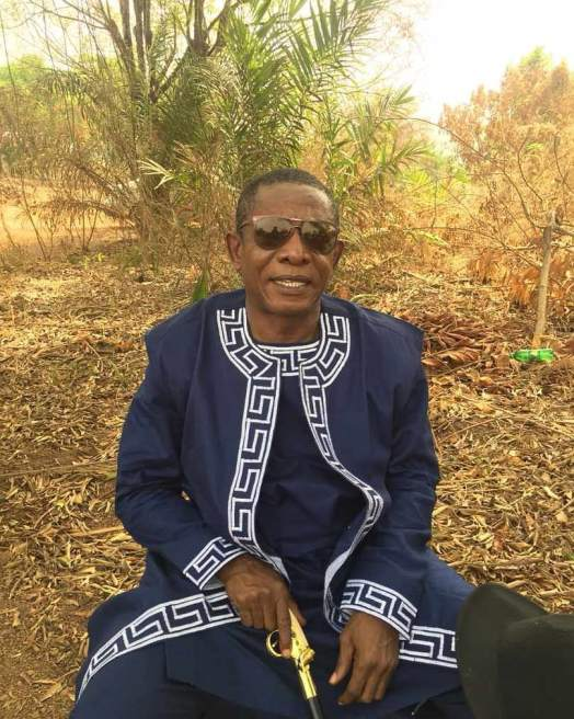 Veteran Nollywood Actor Nkem Owoh, Celebrates His 63rd Birthday With New Photos