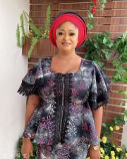 Actress Ronke Oshodi Oke's Shocking Weight Loss Transformation