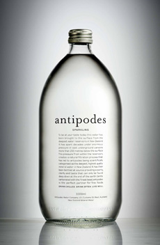 The Nibble Antipodes Mineral Water From New Zealand