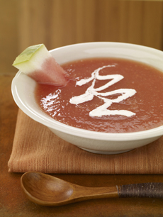 Papaya Soup