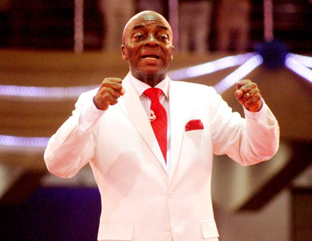 Image result for What God did during Nigeria elections – Oyedepo