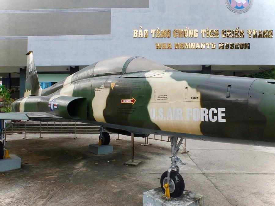 plane at war remnant museum