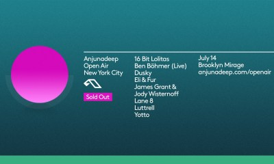anjunadeep, brooklyn mirage
