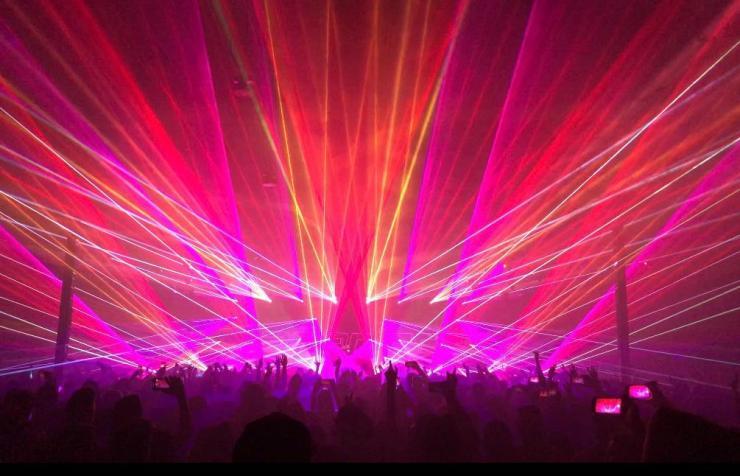 gareth emery, laserface, laserface Miami