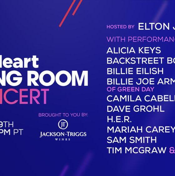 IHeart Living Room Concert For America Airs Tonight With
