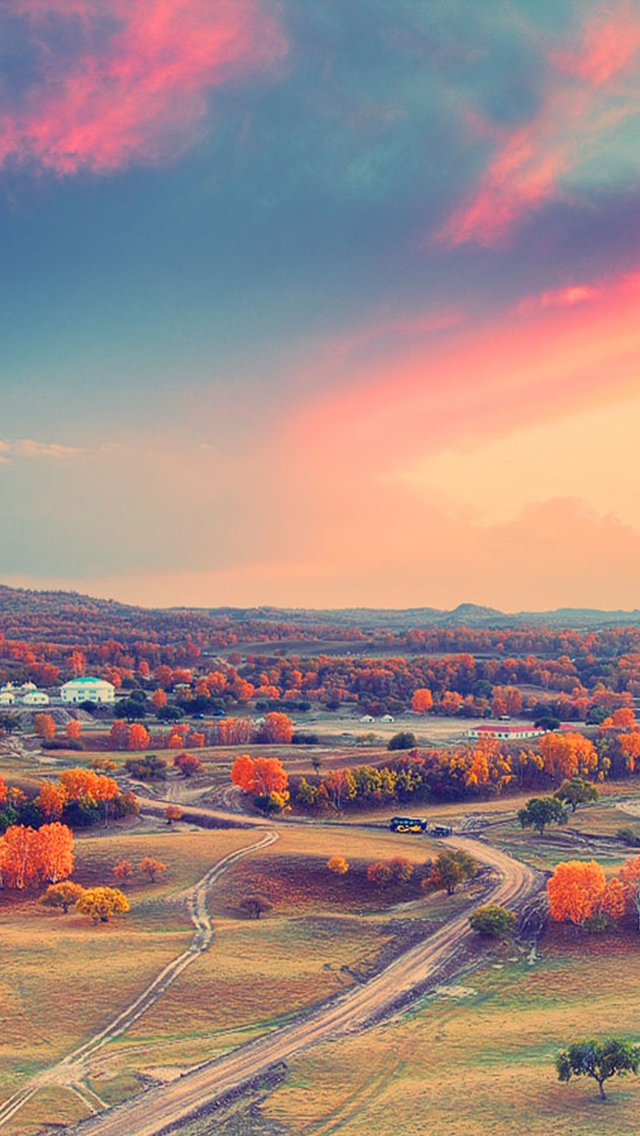 Awesome Autumn Wallpapers For Your IPhone HD The Nology