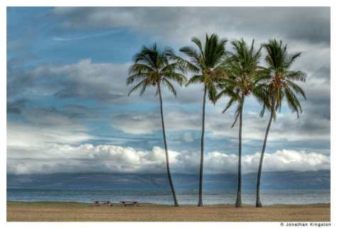 One Alii Beach Park, Molokai, Hawaii