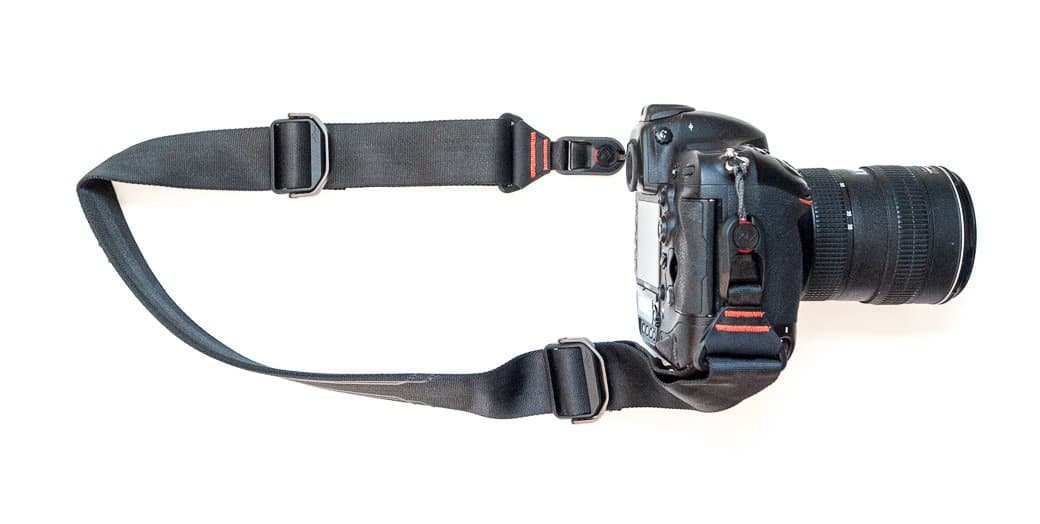 Hands-on review of Peak Design's new Slide camera strap