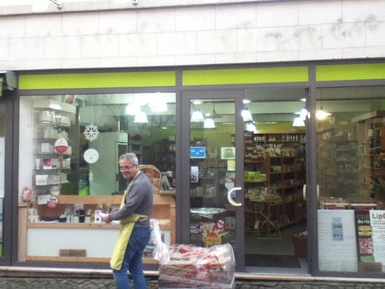 Natural foods store in Rouen - vegan in Normandy