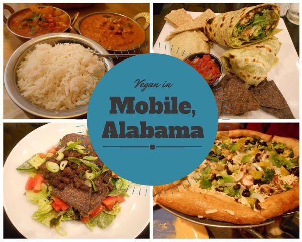 Vegan in Mobile, Alabama