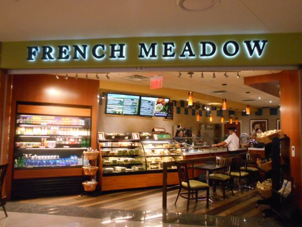 French Meadow Bakery & Café  - vegan food in the Atlanta Airport