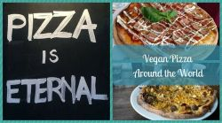 Vegan Pizza Around the World
