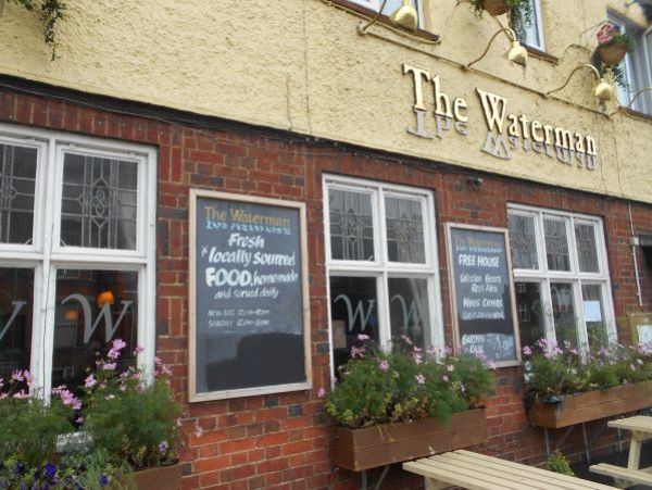 The Waterman pub and guesthouse - vegan places to eat in Cambridge, England