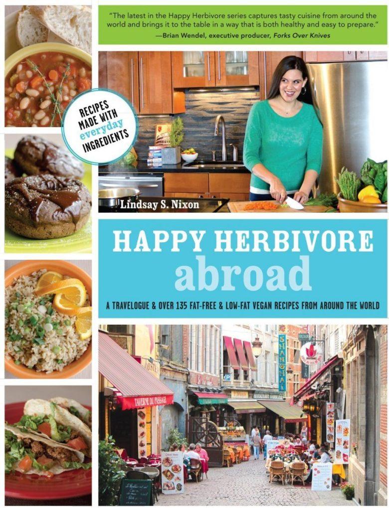 Happy Herbivore Abroad - book review