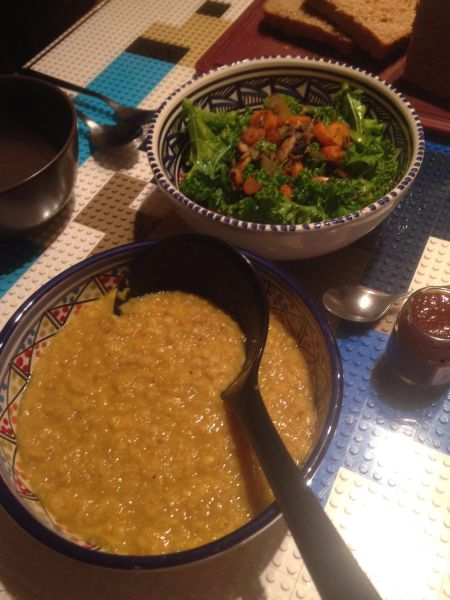 Cooking with locals - how to be vegan on the Mongol Rally