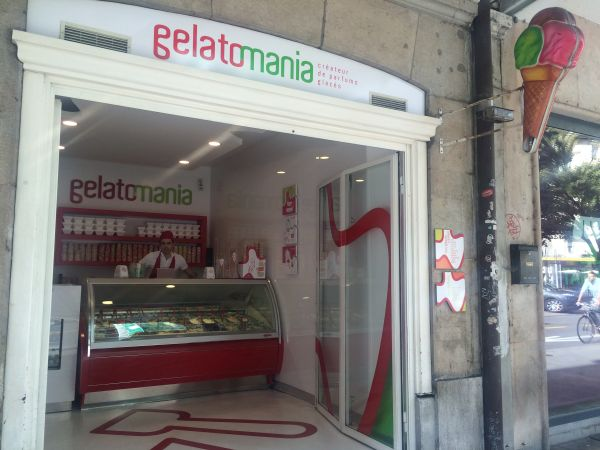 Gelatomania - Vegan Food in Geneva