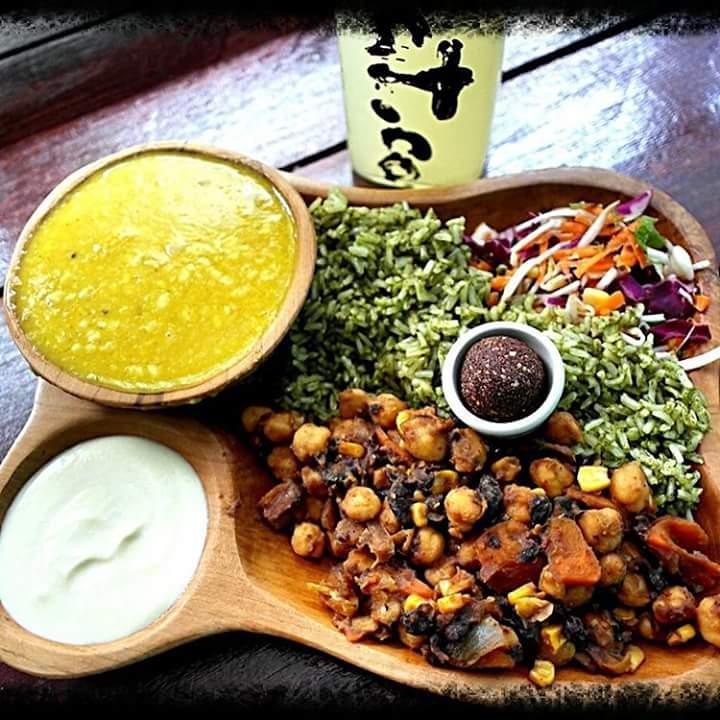 Eat.co on Koh Pha Ngan - vegan in Thailand