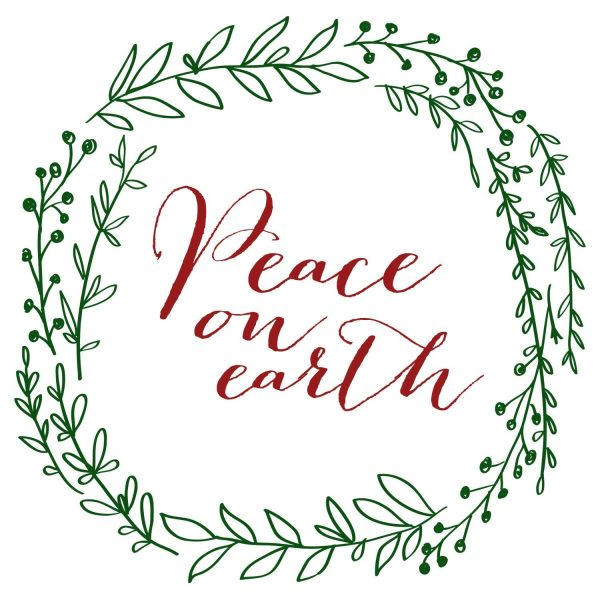 Peace on Earth - How to Create a Vegan World
