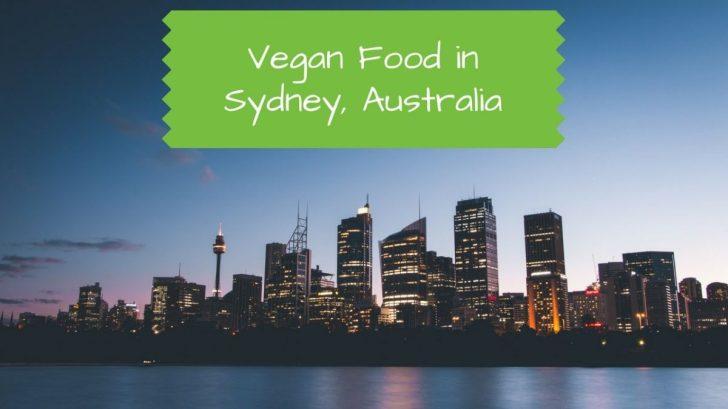 Vegan Food in Sydney Australia
