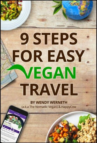 9 Steps cover - how to be vegan