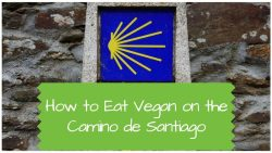 How to eat vegan on the camino de santiago