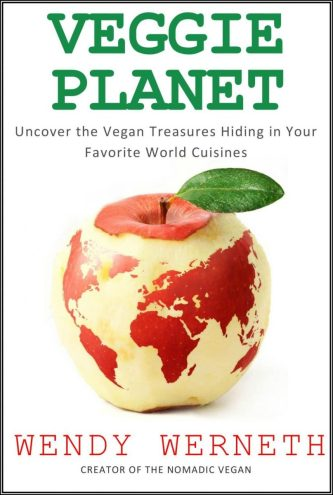 Veggie Planet cover - how to go vegan