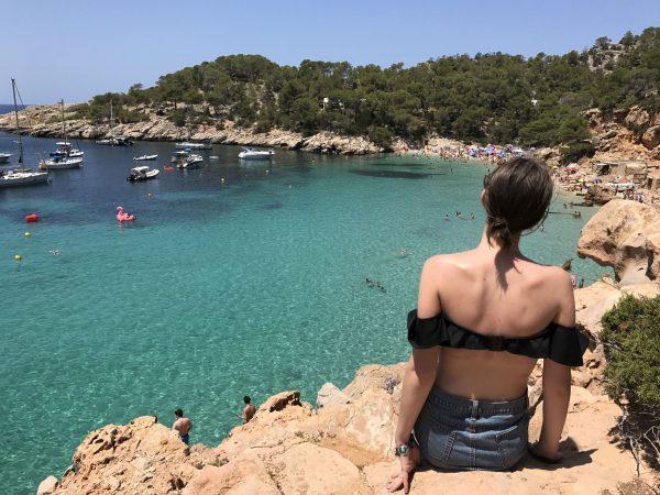 Cala Salada - vegan Ibiza