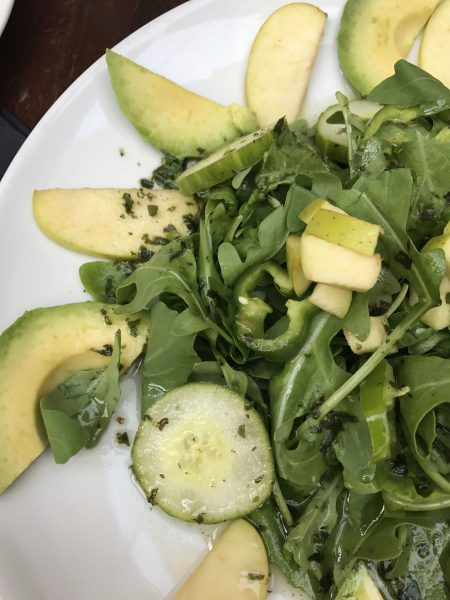 Can Terra_salad - vegan Ibiza