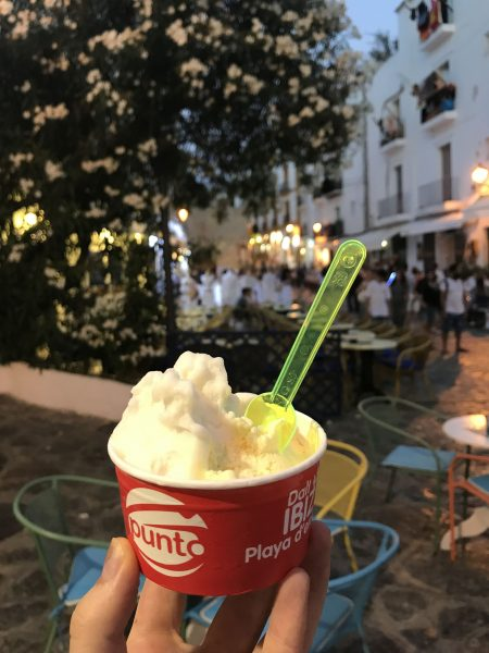 Dalt Vila_Gelato - vegan Ibiza