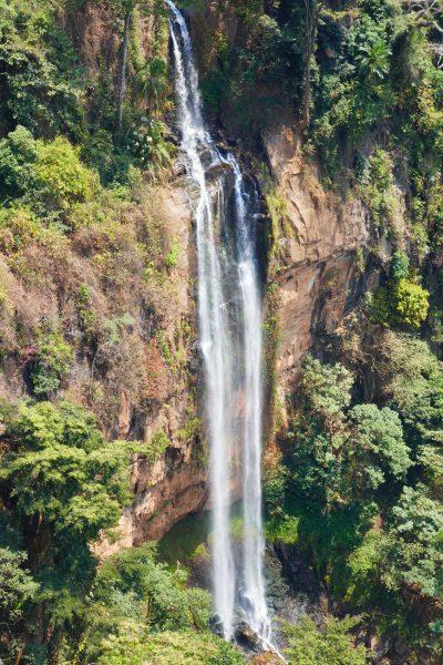 Manchewe Falls - Malawi food