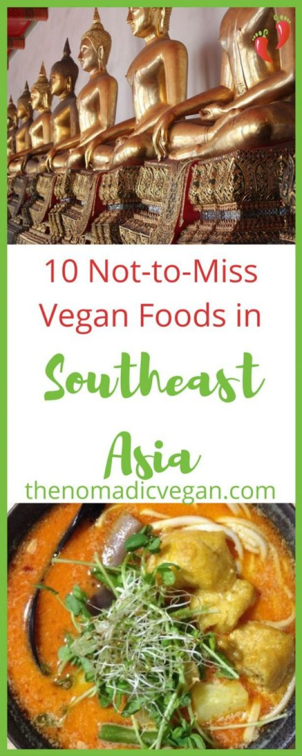 10 Not-to-Miss Vegan Foods in Southeast Asia
