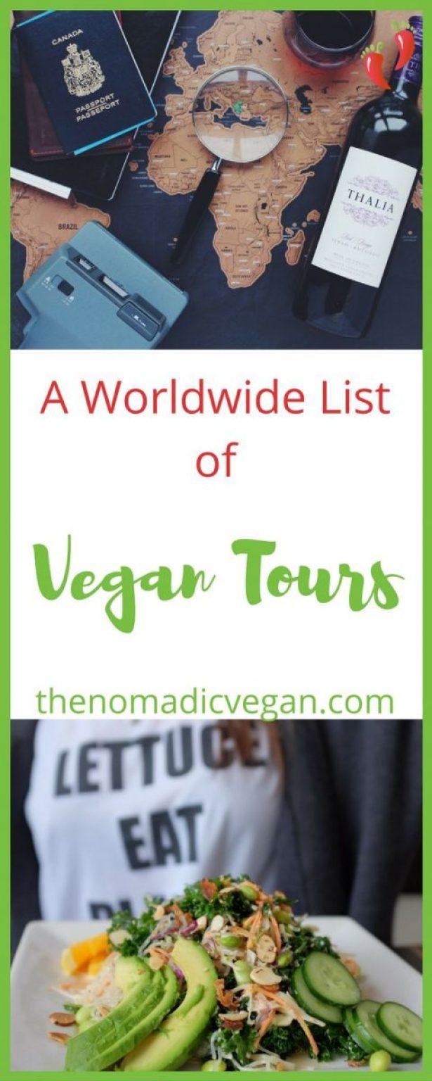 A Worldwide List of Vegan Tours