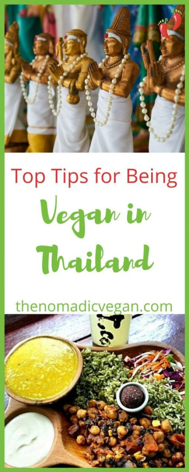 Top Tips for Vegans in Thailand - vegan travel Thailand