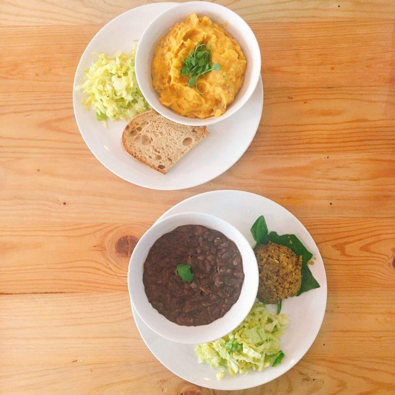 Foodprintz - vegan Lisbon restaurant