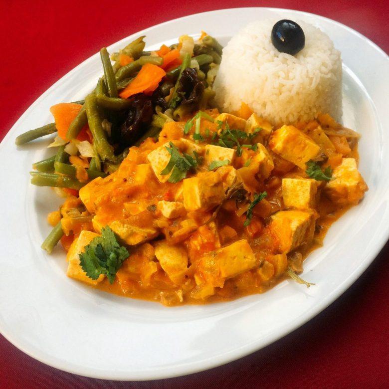 Os Tibetanos - vegetarian Lisbon restaurant