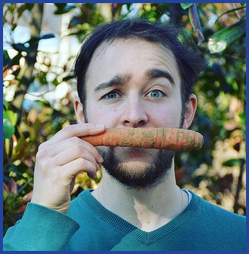 Thomas Tieyre - vegan Paris