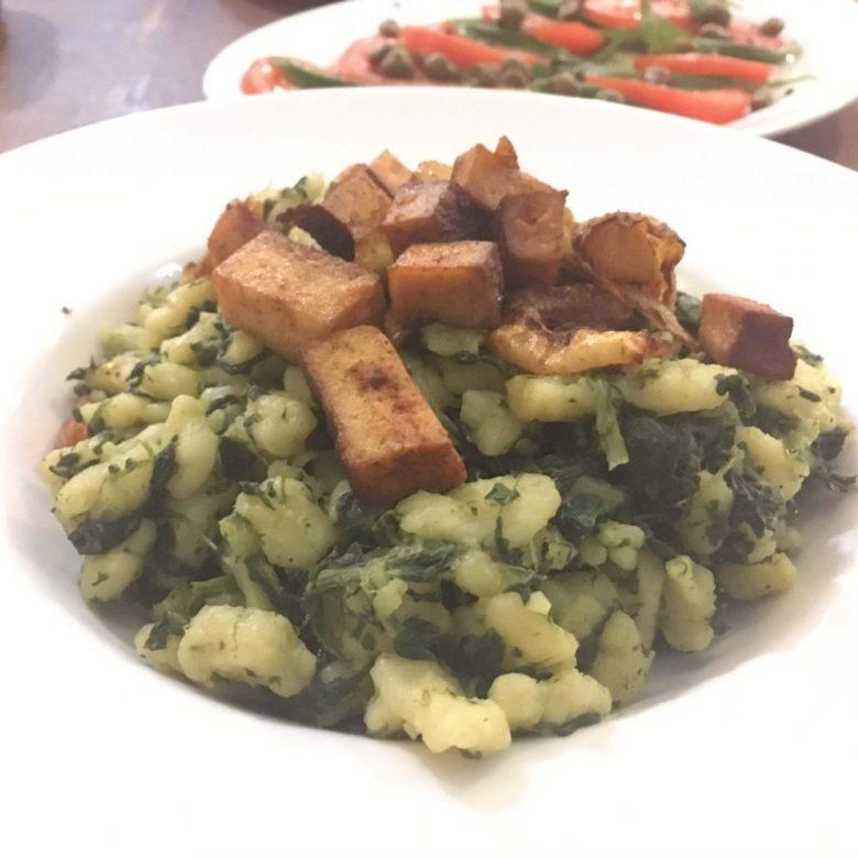Vegalité - vegetariánská restaurace brno