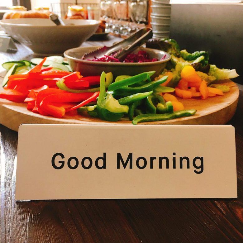 vegan breakfast Olomouc