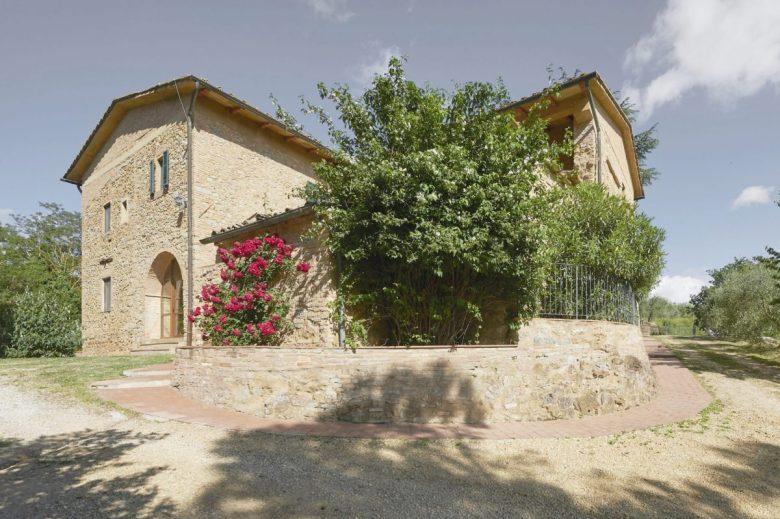 Agrivilla I Pini - vegan wine in Tuscany