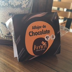 Cafe Consulado - vegan alfajor in Asunción Paraguay