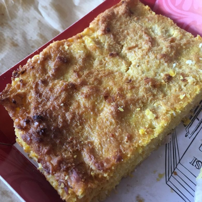 Chipa Guasú - Paraguayan cuisine