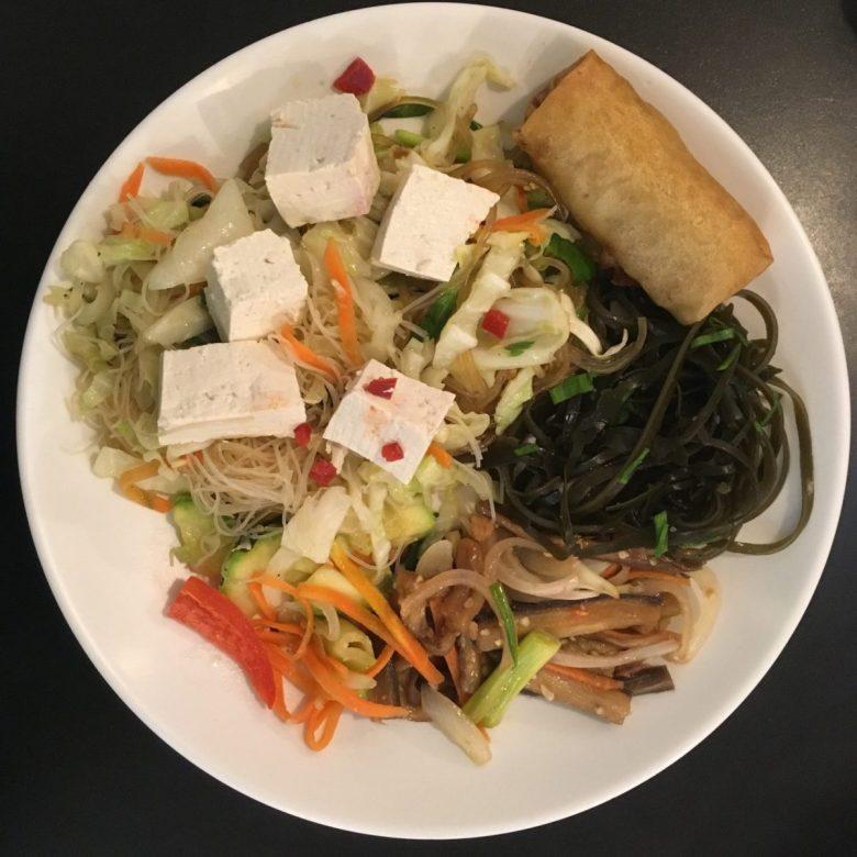 Seul in Asunción - healthy vegan food in Paraguay