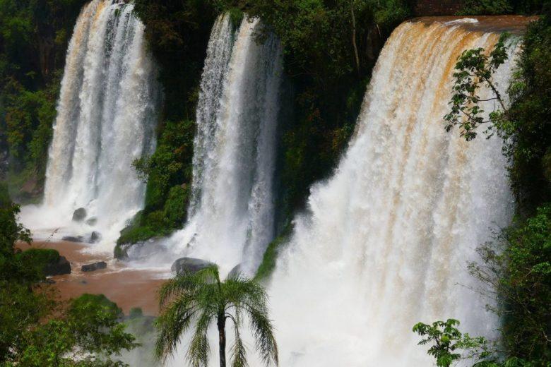 Iguazu falls Argentina side