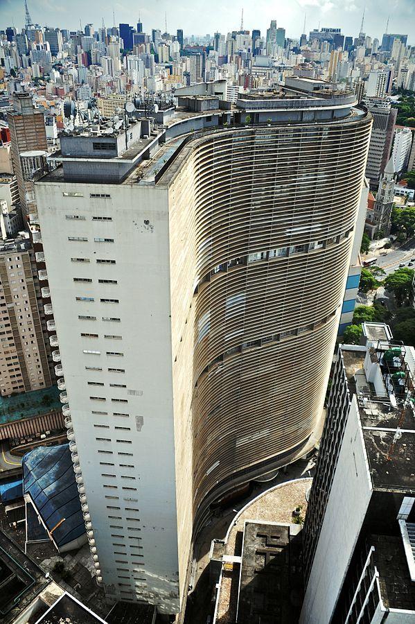 Edifício Copan - Sao Paulo must see