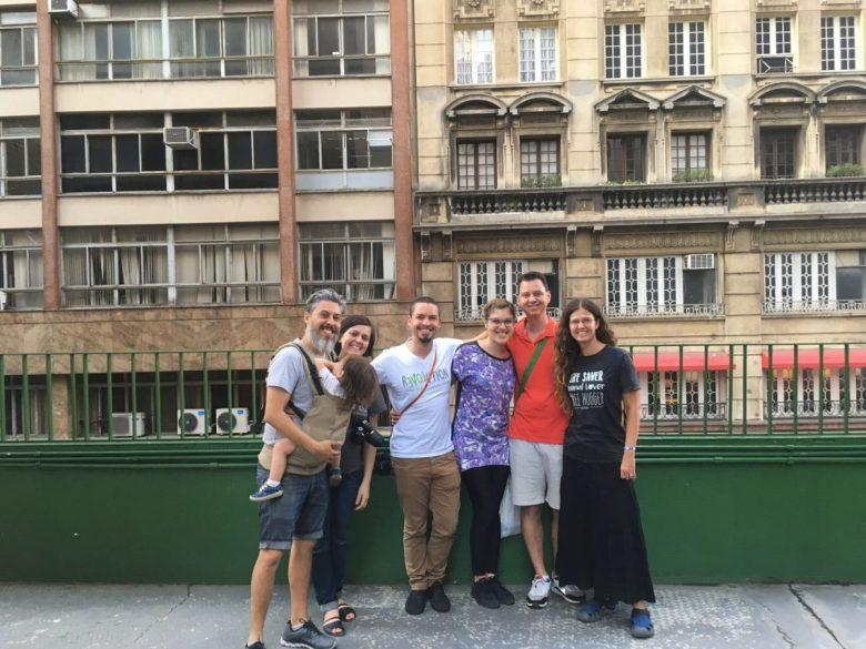 Sao Paulo tour - SPVeg vegan walking tour Sao Paulo