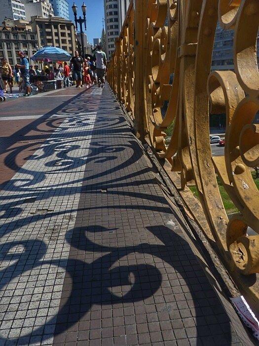 Viaduto Santa Ifigênia - walking tour Sao Paulo