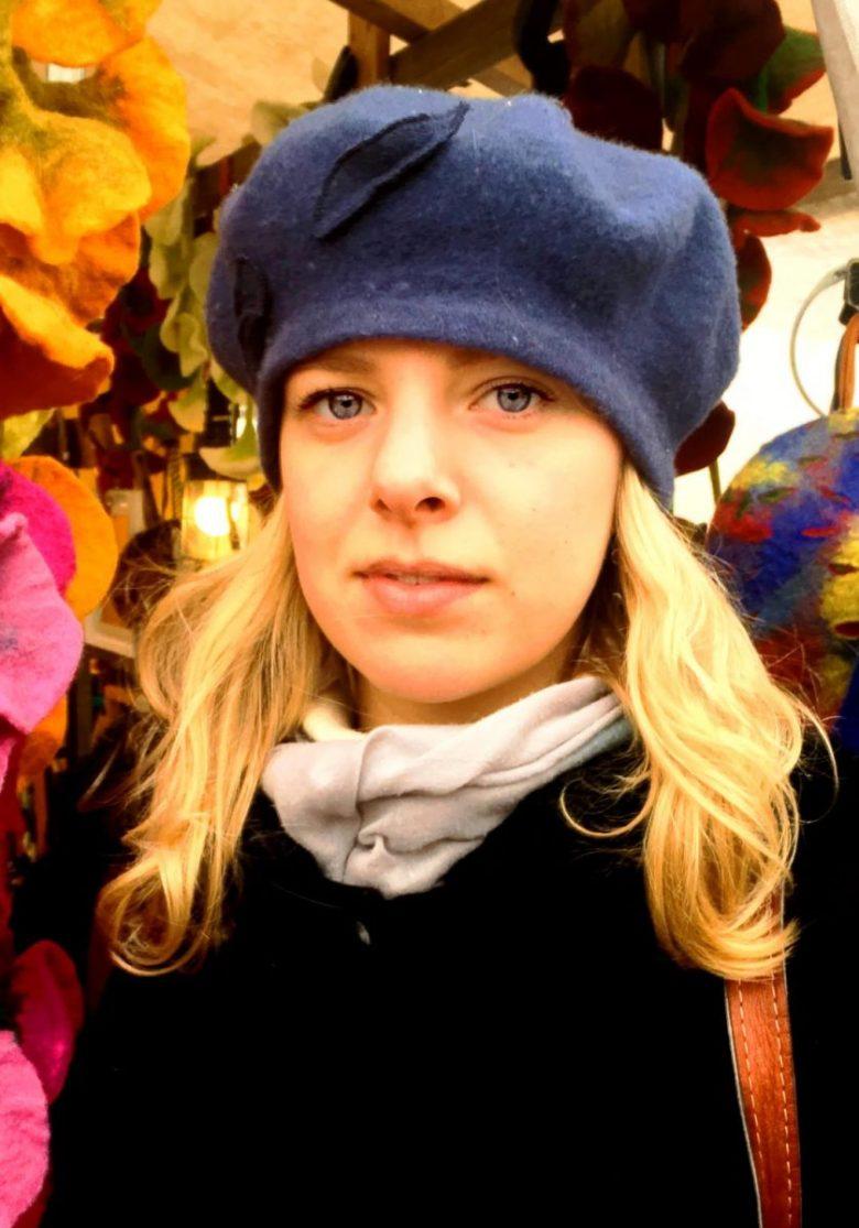 Rosanna Pycraft - author of vegan restaurants in Brighton article