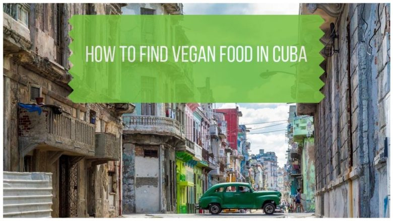 Vegan Cuba Travel Guide