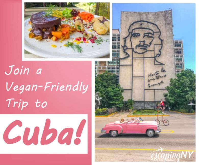 Vegan-Friendly Tour of Cuba